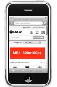 design para smartphone Leilaojp