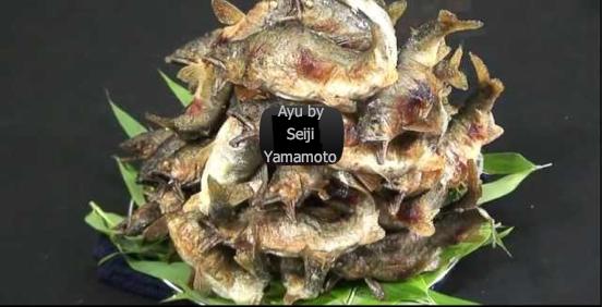 Ayu by Seiji Yamamoto