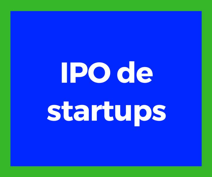 IPO de startups